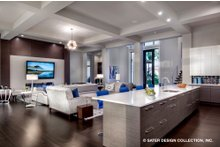 Dream House Plan - Contemporary Interior - Kitchen Plan #930-513