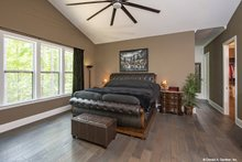 Prairie Interior - Master Bedroom Plan #929-1001