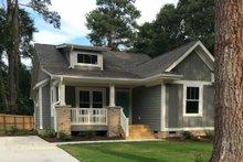 House Plan Design - Farmhouse Photo Plan #79-159