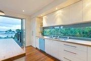 Modern Style House Plan - 3 Beds 2.5 Baths 2282 Sq/Ft Plan #496-21 Interior - Kitchen