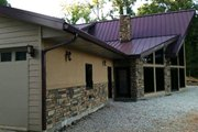 Cabin Style House Plan - 2 Beds 2 Baths 3120 Sq/Ft Plan #124-1183 Photo