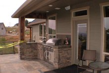 Craftsman Exterior - Other Elevation Plan #48-300