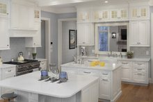 Dream House Plan - Country Interior - Kitchen Plan #928-276