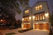 Mediterranean Style House Plan - 3 Beds 3.5 Baths 2375 Sq/Ft Plan #449-19
