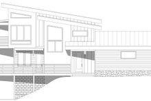 House Plan Design - Modern Exterior - Other Elevation Plan #932-384