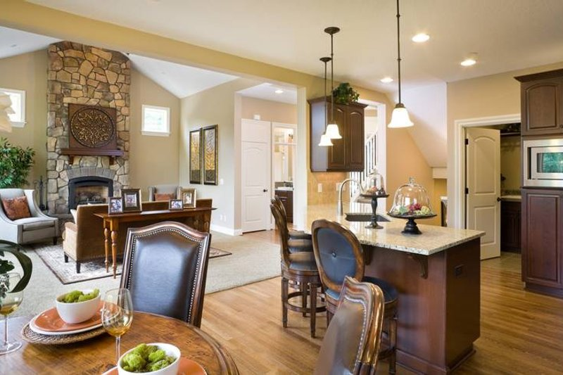 Craftsman Photo Plan #48-118 - Houseplans.com