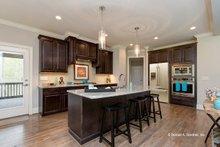 House Plan Design - Craftsman Interior - Kitchen Plan #929-973