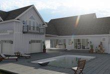 Architectural House Design - Farmhouse Exterior - Other Elevation Plan #1060-48