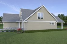 Dream House Plan - Craftsman Exterior - Other Elevation Plan #1070-78