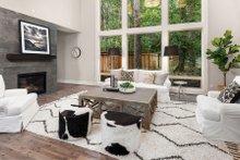 Contemporary Interior - Family Room Plan #1066-14