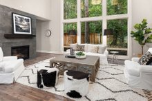 Contemporary Interior - Family Room Plan #1066-14