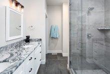 House Plan Design - Contemporary Interior - Master Bathroom Plan #1070-30
