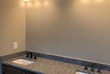 Ranch Interior - Master Bathroom Plan #437-77