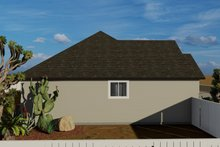 House Plan Design - Traditional Exterior - Other Elevation Plan #1060-67