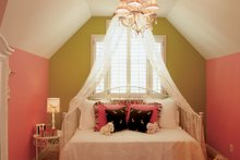 Dream House Plan - Country Interior - Bedroom Plan #927-9