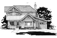 House Plan Design - Country Exterior - Front Elevation Plan #942-46
