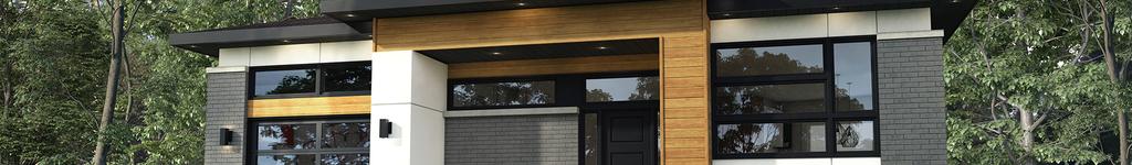 Small Modern House Plans, Floor Plans & Designs