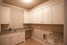 Architectural House Design - Craftsman Interior - Laundry Plan #120-172