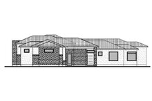House Plan Design - Southern Exterior - Other Elevation Plan #1073-24