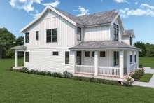 Home Plan - Craftsman Exterior - Other Elevation Plan #1070-126