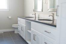 Architectural House Design - Craftsman Interior - Master Bathroom Plan #1070-20
