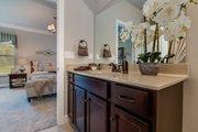 Craftsman Style House Plan - 3 Beds 2.5 Baths 1995 Sq/Ft Plan #20-2154 Interior - Master Bathroom