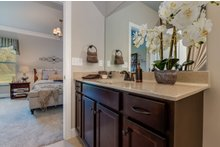 Dream House Plan - Craftsman Interior - Master Bathroom Plan #20-2154