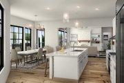 Farmhouse Style House Plan - 3 Beds 2 Baths 2510 Sq/Ft Plan #54-383 Interior - Kitchen
