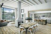Modern Style House Plan - 3 Beds 2.5 Baths 2322 Sq/Ft Plan #924-15