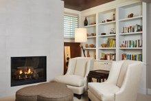Dream House Plan - Optional Basement Hearth Room