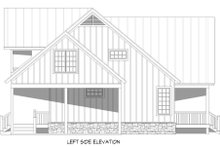 Home Plan - Country Exterior - Other Elevation Plan #932-360