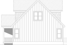 House Plan Design - Country Exterior - Other Elevation Plan #932-334