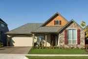 Farmhouse Style House Plan - 3 Beds 2 Baths 1802 Sq/Ft Plan #48-277 Exterior - Front Elevation