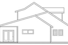 Farmhouse Exterior - Other Elevation Plan #124-321