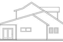 House Design - Farmhouse Exterior - Other Elevation Plan #124-321