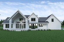 Farmhouse Exterior - Rear Elevation Plan #1070-55