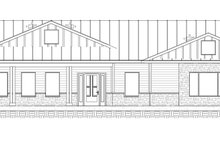 Farmhouse Exterior - Front Elevation Plan #1077-3