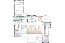 Main Level - 9000 square foot Beach home