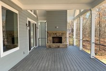 Craftsman Exterior - Covered Porch Plan #437-95