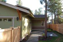 Craftsman Exterior - Rear Elevation Plan #434-16