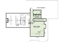 European Floor Plan - Other Floor Plan Plan #17-2560