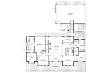 Farmhouse Floor Plan - Main Floor Plan Plan #1060-48