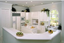 Dream House Plan - Contemporary Interior - Kitchen Plan #930-17