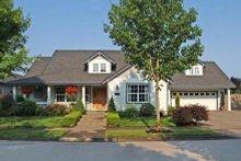 Farmhouse Exterior - Front Elevation Plan #124-415