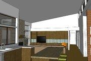 Modern Style House Plan - 3 Beds 2 Baths 1986 Sq/Ft Plan #519-2
