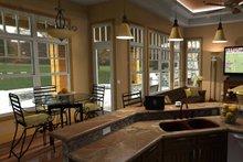 Craftsman Interior - Kitchen Plan #120-162