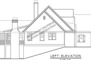 Farmhouse Style House Plan - 4 Beds 3.5 Baths 2341 Sq/Ft Plan #927-1001 Exterior - Other Elevation