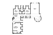 European Style House Plan - 4 Beds 4.5 Baths 7149 Sq/Ft Plan #48-689 Floor Plan - Upper Floor Plan