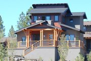 Craftsman Style House Plan - 4 Beds 3.5 Baths 1924 Sq/Ft Plan #434-8 Photo