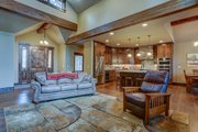 Craftsman Style House Plan - 3 Beds 3.5 Baths 2554 Sq/Ft Plan #892-29